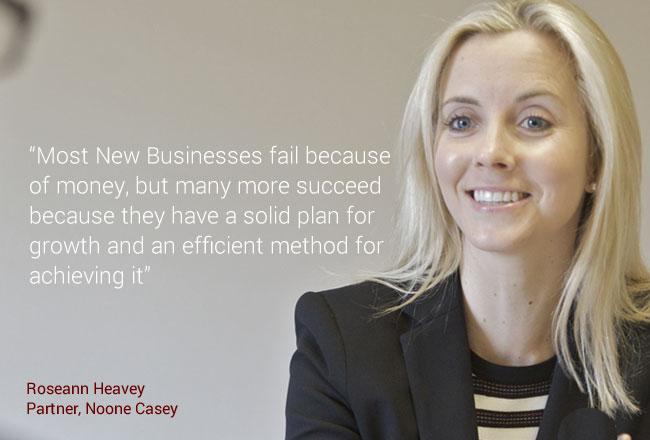 Roseann Heavey talks about New Business